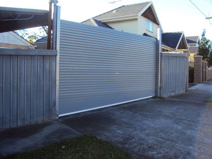 garage roller door for gate - Google Search & 8 best Carport images on Pinterest Pezcame.Com