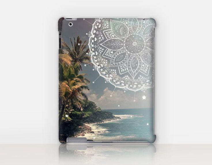 Beach Mandala iPad Case