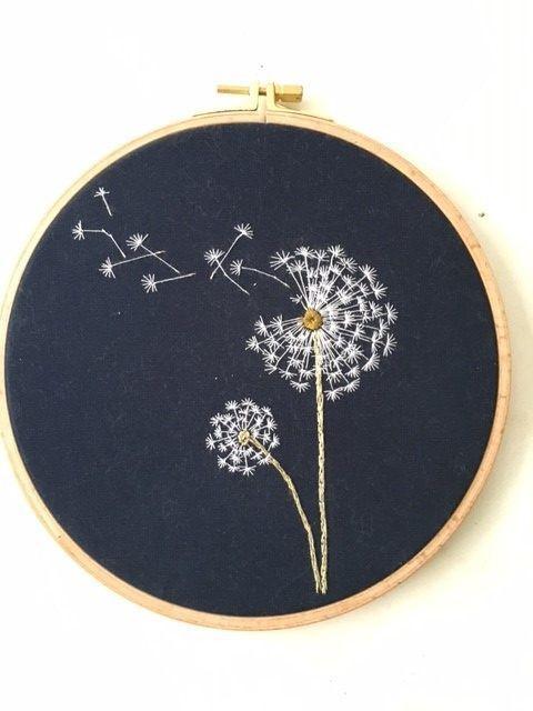 embroidery, art, nakış, kasnak, kasnak pano, hom…