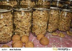 Zavařování ořechových jader recept - TopRecepty.cz