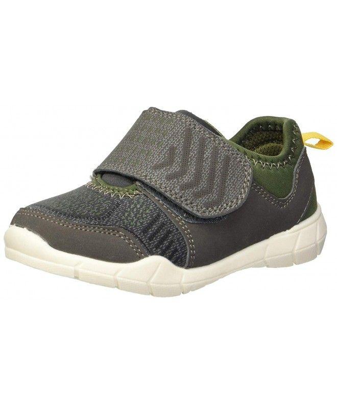 Kids' Fulton Sneaker - Olive