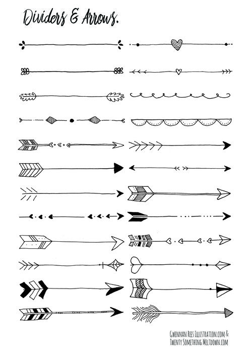 CLICK TO DOWNLOAD HEADERS AND ARROWS.