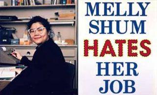 Ken Lum 'Melly Shum Hates Her Job'