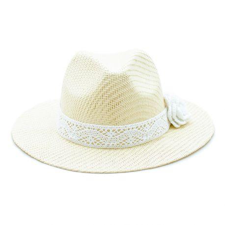 Sombrero Panamá Paja Ibiza