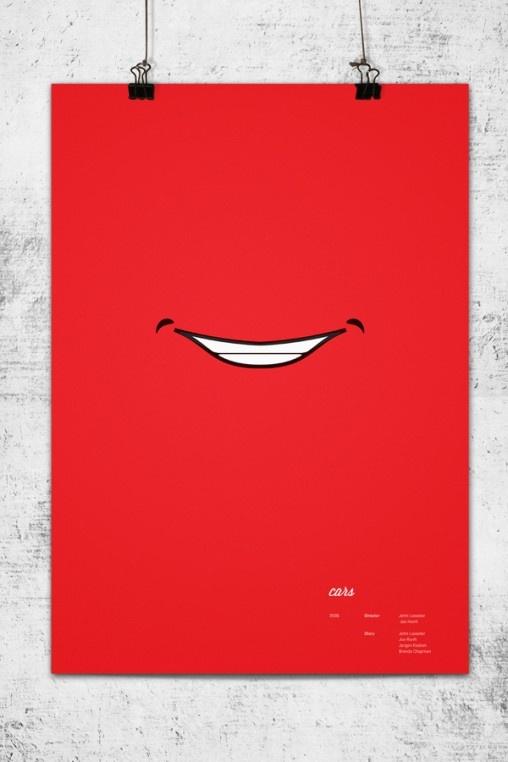 O criativo Wonchan Lee montou uma coleção de cartazes em tributo ao estúdio Pixar.