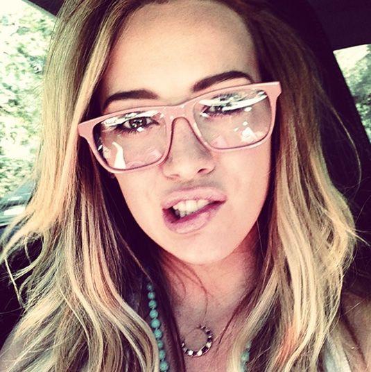 20 Instagrams That Prove Hilary Duff Wins #Selfies