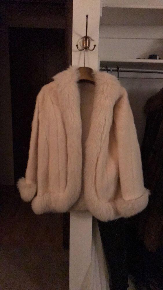 316e02a321cd0 Mink Fox Fur Coat size 6 Stephen Burrows  fashion  clothing  shoes   accessories  womensclothing  coatsjacketsvests (ebay link)