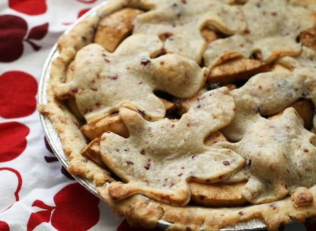 Apple Cranberry Pie | Cobblers, Crisps, Pies & Tarts | Pinterest