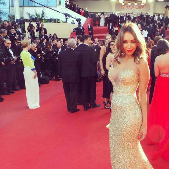 Sydney Fashion Blogger: Red carpet Time - Cannes 2013