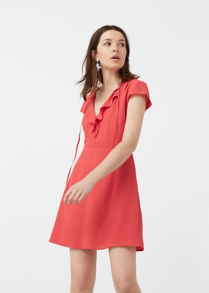 Öves női ruha | MANGO