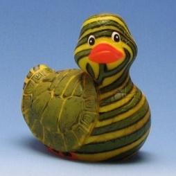 Rubba Duck - Slowpoke - Schildkröte