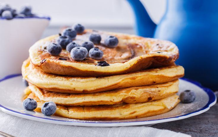 Who's making pancakes? The eggs you use are a fantastic source of two powerful anti-oxidants, lutein and zeaxanthin. Top it off with blueberries and you have a real treat for your eyes this #ShroveTuesday.