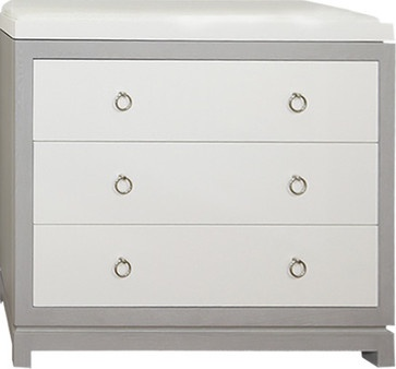 Willow Glen Changing Table modern changing tables