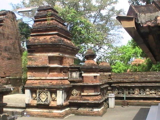 Imogiri royal cemetery, Yogyakarta.