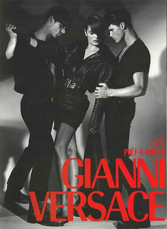 323 best versace images on pinterest gianni versace for Pret a porter history