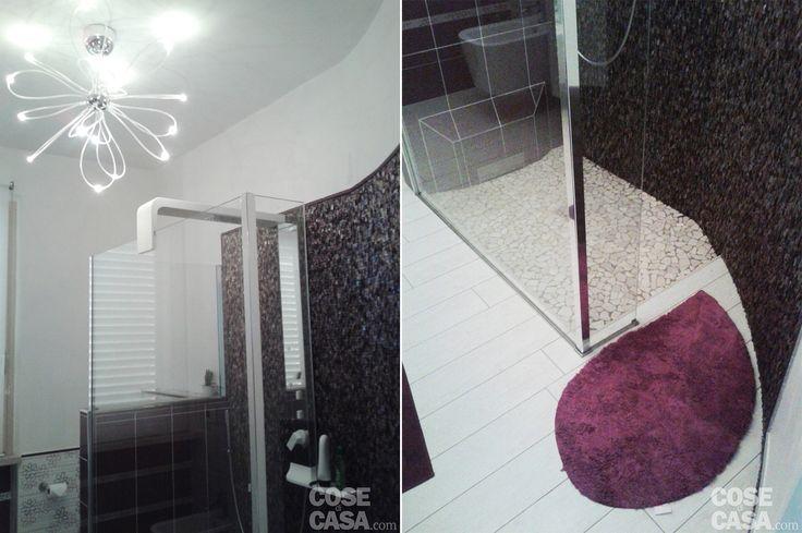 Pi di 25 fantastiche idee su bagno con mosaico su pinterest bagno di famiglia bagni in - Striscia di mosaico in bagno ...