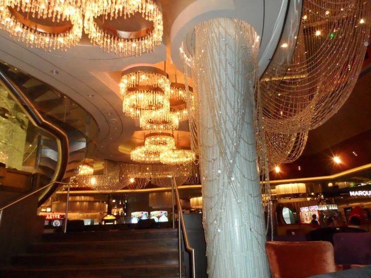 Crystal Bar in The Cosmopolitan, Las Vegas