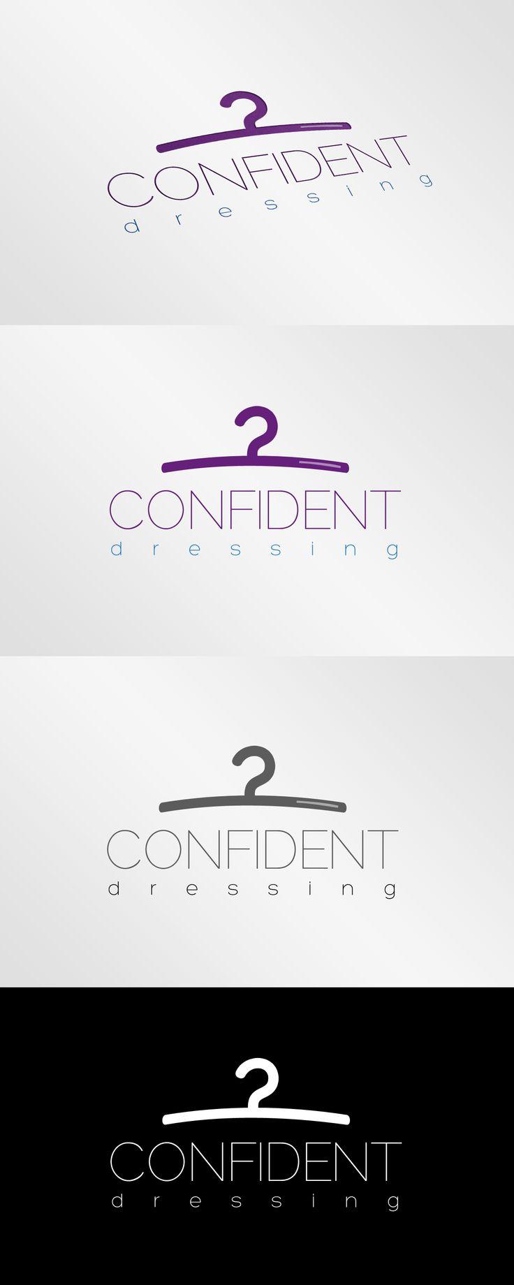 Logo Design - Confident