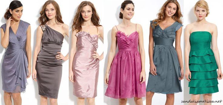 Casamento de dia e o vestido ideal para as madrinhas » ListaPerfeita