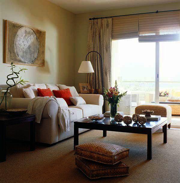 1000 ideas sobre paredes del sal n en pinterest estanter as de sal n arte de sala de estar y - Salones con muebles oscuros ...