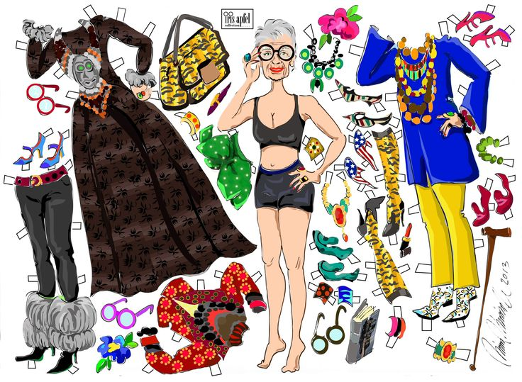 Style icon Iiris Apfel, 92! Wonderful reward in a project Proud Age, that wants to raise the value of old age.   http://www.mesenaatti.me/projects/proudage/