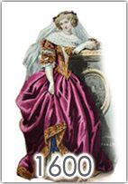 Moda femminile dal 1600 al 1650, il primo barocco nell'abbigliamento, negli accessori e nelle acconciature
