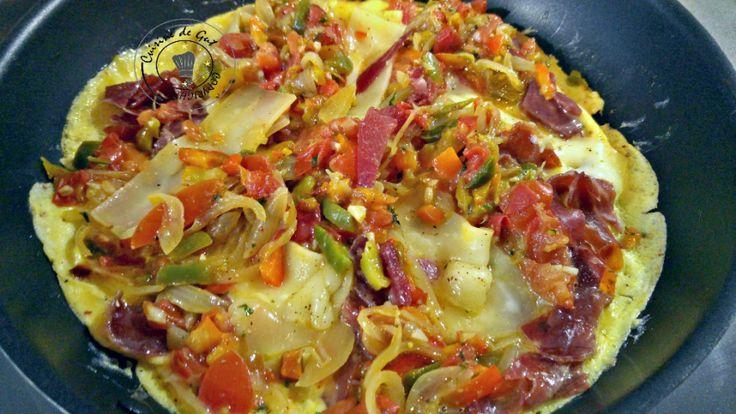 Omelette Basque1
