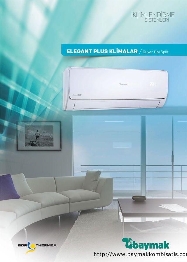 Baymak Elegant Plus 09 Inverter Klima A++ (Montaj Dahil)