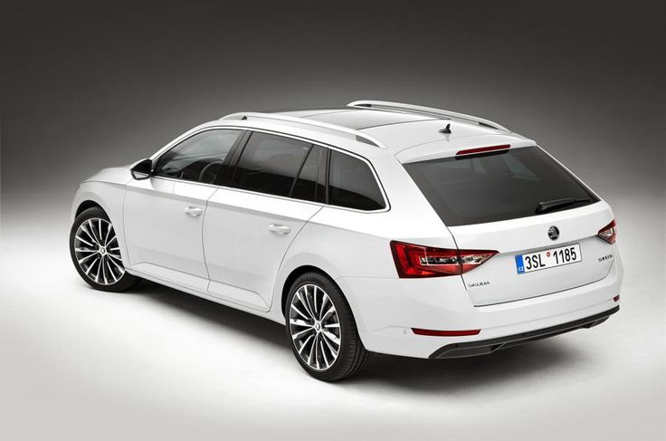2015 Skoda Superb estate - official prices, pics and details | Autocar