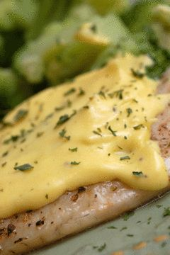 Top Secret Blender Hollandaise Sauce (Julia Child). #sauces, #cooking, #recipes