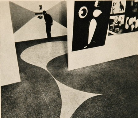 1985 MoMA GEOMETRIC ABSTRACT ART 1910-80 Doesburg LISSITZKY Rodchenko SCHWITTERS