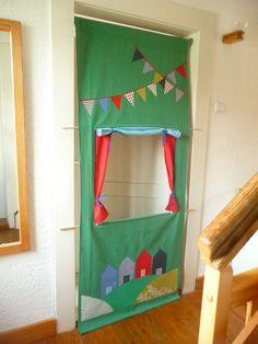 ... , das Kasperle ist wieder da!      Die kleine Laura, mein Patenkind  (siehe auch hier , hier oder auch hier ),  wird in ein paar Tag...