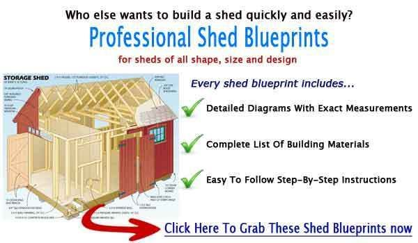 Shed Foundation Options For A Strong Lasting Solution Shed Blueprints Storage Shed Plans Free Shed Plans