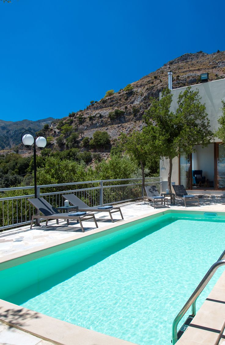 Villas Nature Treasure in Sfakia, Chania. For more, visit our site: TheHotel.gr