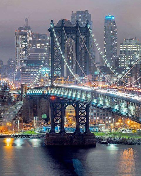 Podul Brooklyn New York City
