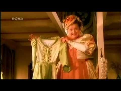 Paní Zima - Pohádka bratří Grimmů - YouTube
