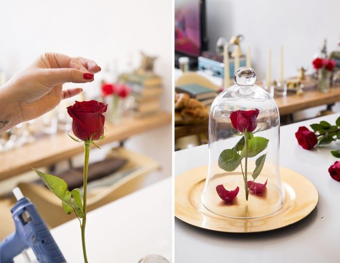 """We Threw A """"Beauty And The Beast"""" Themed Dinner Party And It Was Magical"""