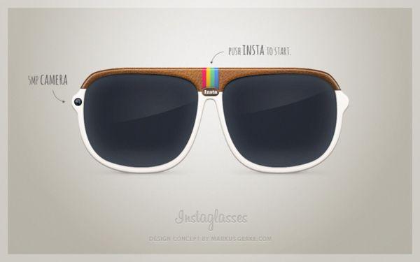 Instaglasses: Let You See The World Through Instagram-Filtered Lenses   Damn That's Hot !