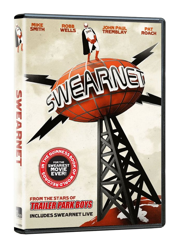Swearnet: The Movie: Amazon.ca: Robb Wells, John Paul Tremblay, Mike Smith, Patrick Roach, Warren P. Sonoda: DVD