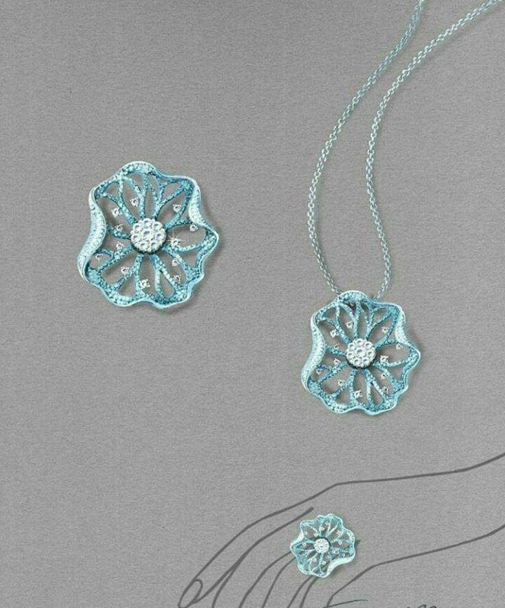 Design | Design in 2019 | Jewelry, Jewelry design drawing ...
