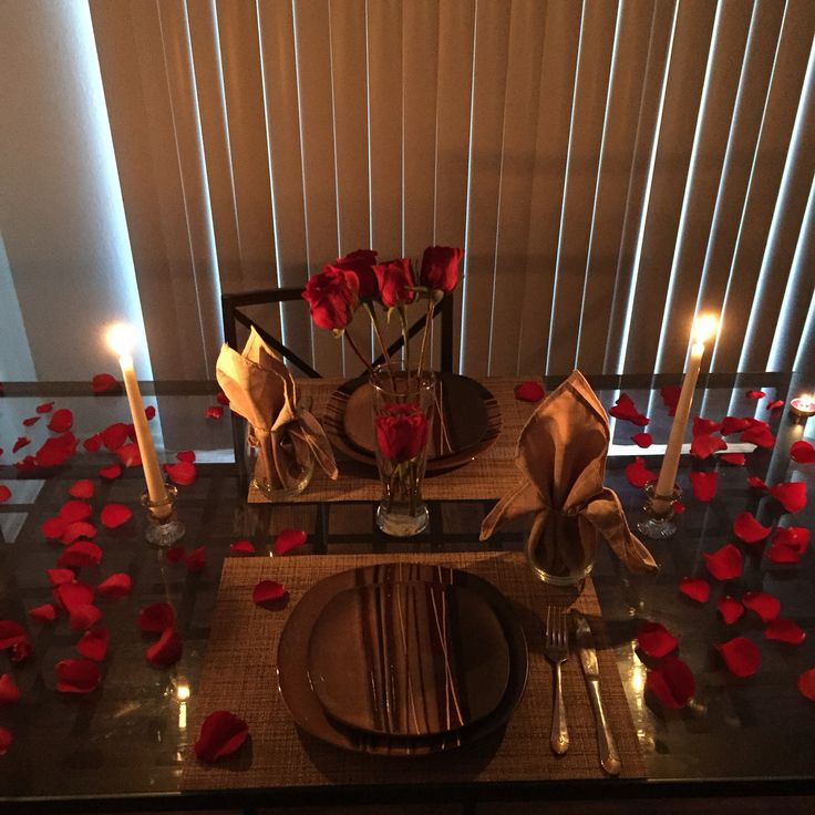 Que tal sorprender a tu marido con una cena romantica - Ideas para una cena romantica en casa ...