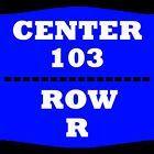 #Ticket  1-4 TIX MIRANDA LAMBERT 7/29 SEC 103 ROW R HOLLYWOOD CASINO AMPHITHEATRE CHICAGO #deals_us