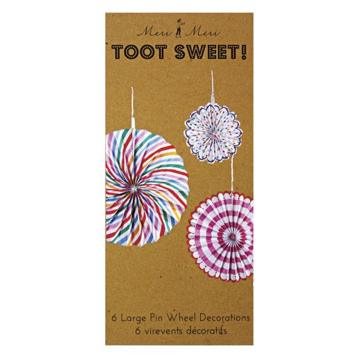 Toot Sweet Party Windraeder