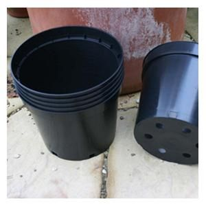 These 10 litre robust, yet lightweight Growing Container Pots have base and side drainage to reduce waterlogging. Ideal garden planter for starting off larger plants or for potting on greenhouse crops such as courgettes and tomatoes - as used in our own Kitchen Garden to good effect! - Growing Container Pots - Harrod Horticultural (UK) http://www.harrodhorticultural.com/growing-container-pots-pid7887.html