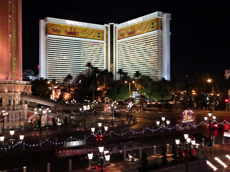 Kostenloses Foto: Las Vegas, Streifen, Flamingo Neon