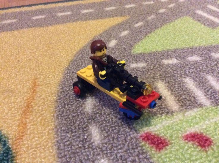 Lego bago nr. 9 Arnie amazing