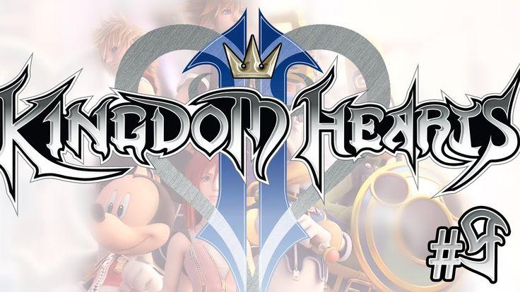 Kingdom hearts 2 - lets play - part 9