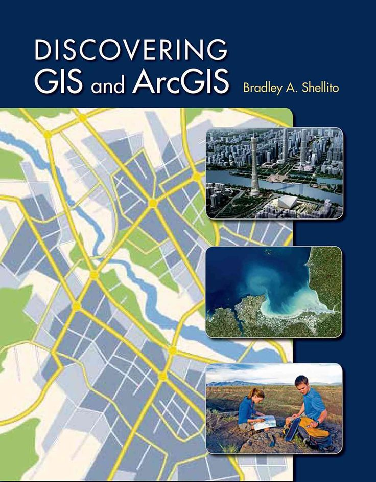 Discovering GIS and ArcGIS (Paperback)