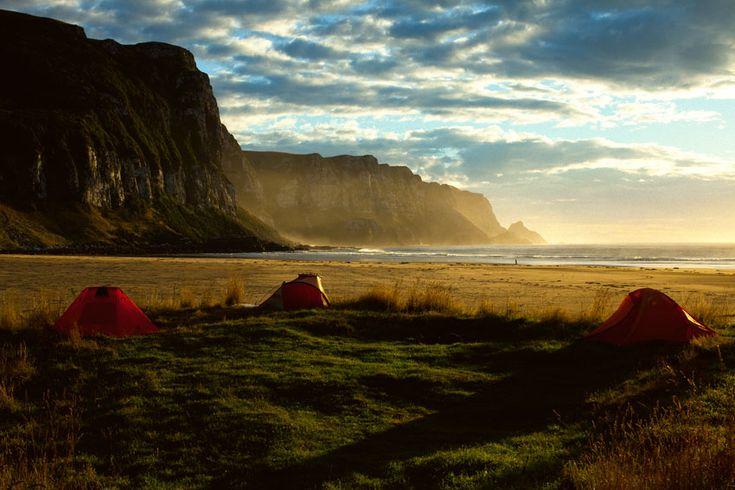 Purakaunui Bay, New Zealand