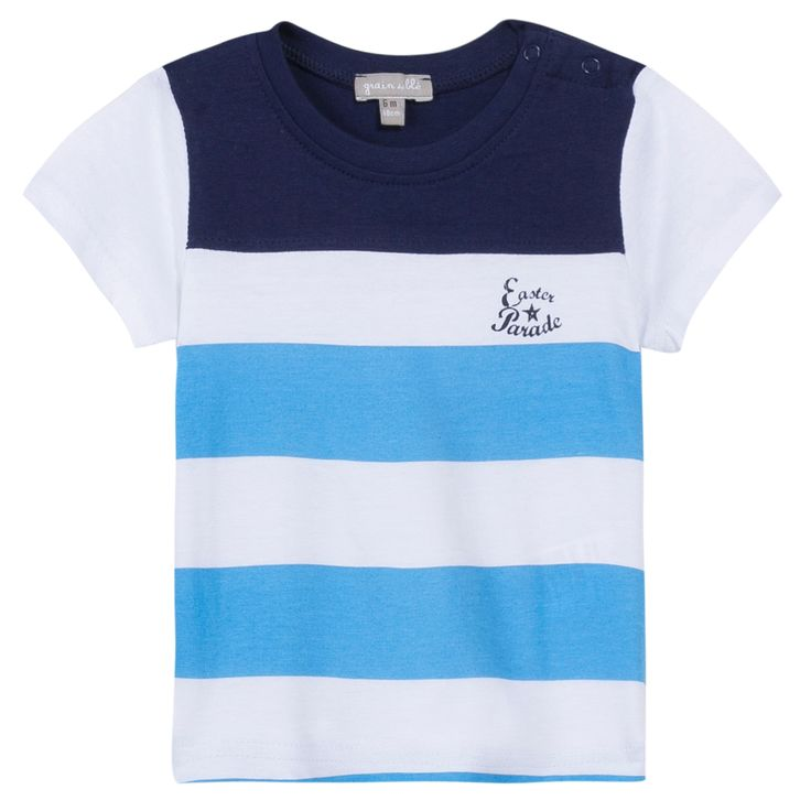#GrainDeBlé #summer #ss15 #sea #kids #littleboy #fun #white #blue  www.zgeneration.com/it/